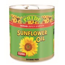 Pride Sunflower Oil 15L