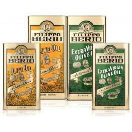Filippo Berio 5L Tins