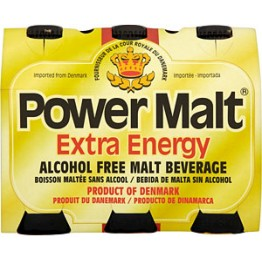 Power Malt 24x330ML Bottles