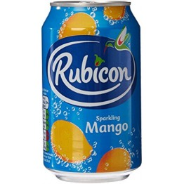 Rubicon Mango 24x330ML Cans