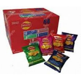 Walkers Crisps 40 Variety Box