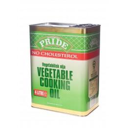 Pride Vegetable Oil 4L