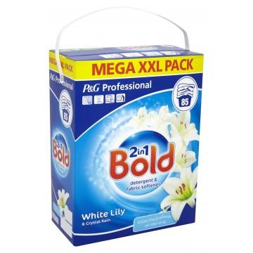 Bold 2in1 Washing Powder White Lily 85W