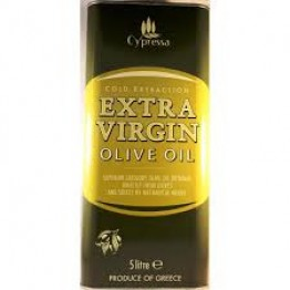 Cypressa Extra Virgin Oil 5L