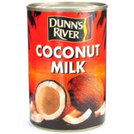 Dunns River Coconut Milk 12x400ML