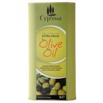 Cypressa Spanish Extra Virgin Oil 5L