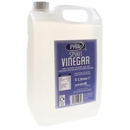 Pride White Vinegar 5L