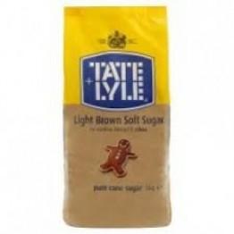 Tate & Lyle Light Brown Sugar 3kg