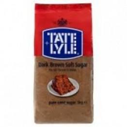 Tate & Lyle Dark Brown Sugar 3kg