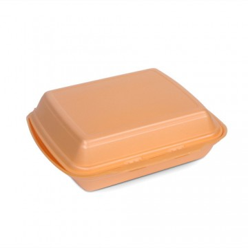 Foam Container HP4 Mealbox 1 Comp