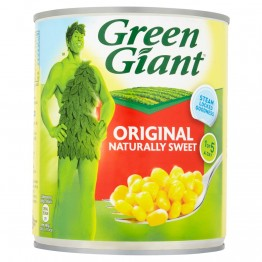 Green Giant Sweet Corn 12x670g