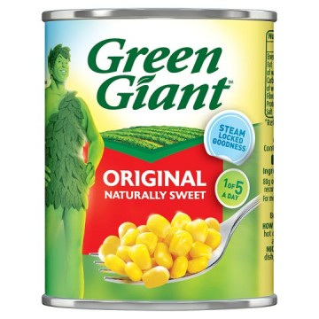 Green Giant Sweet Corn 12x198g