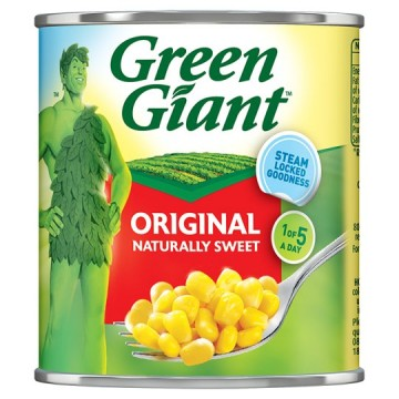 Green Giant Sweet Corn 12X340g