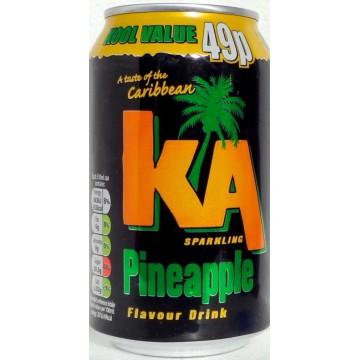 KA Fruit Pineapple 24x330ML Cans PM 49p