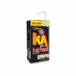 KA Fruit Punch 24x288ml PM 49p