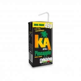 KA Pineapple 24x288ml PM 49p