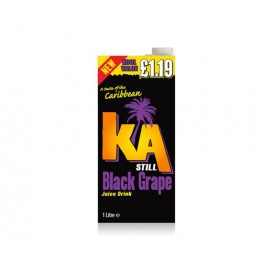 KA Black Grape 12X1L PM