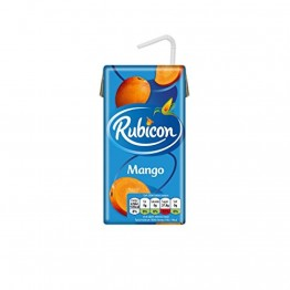 Rubicon Mango 24X288ml PM