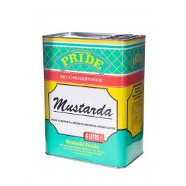 Pride Mustarda oil 4L Tin
