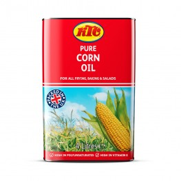 KTC Corn Oil 4L Tin