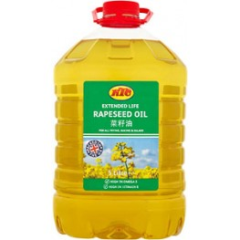 KTC Rapeseed Oil 5L PET
