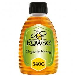 Rowse Blossom Organi Honey 340g