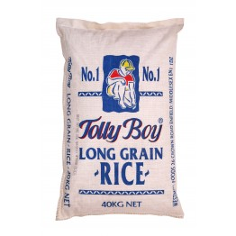 Tolly Boy Long Grain Rice 40kg