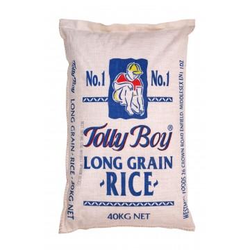 Tolly Boy Long Grain Rice 40kg