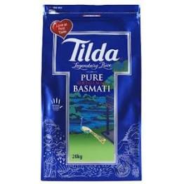 Tilda Basmati Rice 20kg