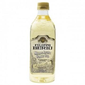 Filippo Berio Mild & Light Olive Oil 1L PET
