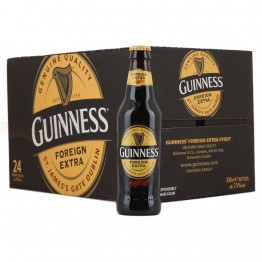 Guinness Irish FES bottles 24x330ML