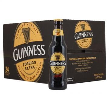 Guinness Irish FES bottles 24x330ML