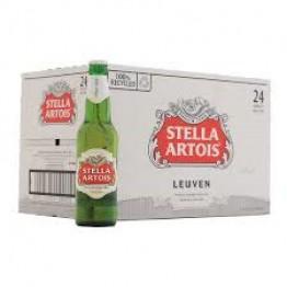 Stella Artois Bottles 24x330ML