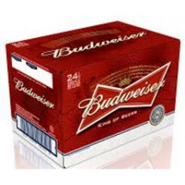 Budweiser Bottles 24x330ML