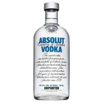 Absolut Vodka 70CL