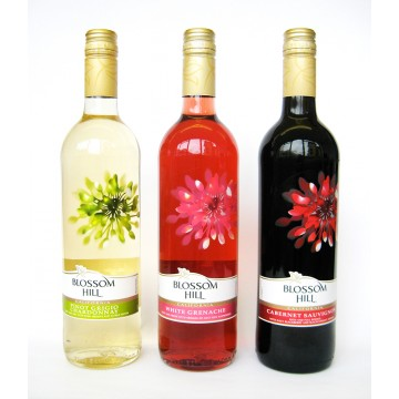 Blossom Hill Wines 6x75CL
