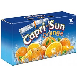 Capri-Sun Juice Drink 10X200ML