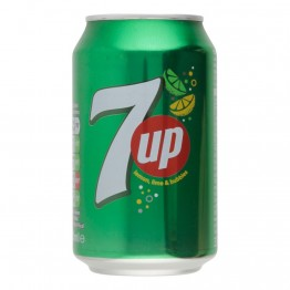 7 UP 24x330ML Cans