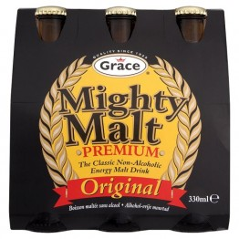 Mighty Malt 24x330ML Bottles